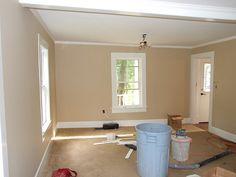 Benjamin Moore Shaker Beige Bat Paint Colors Room Kitchen