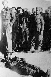 Ελληνικός Εμφύλιος Πόλεμος 1943-1949: Οι εκτελέσεις στα χρόνια του Εμφυλίου Macedonia, Civilization, Ww2, Greece, 1940s, Photography, Fictional Characters, Historia, Greece Country