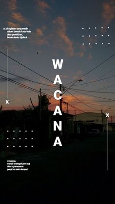 W A C A N A Saved onto Posters Design Collection in Graphic Design Category Creative Instagram Stories, Instagram Design, Instagram Story Ideas, Desing Inspiration, Story Inspiration, Design Graphique, Social Media Design, Graphic Design Posters, Insta Story