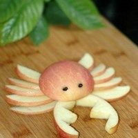 Crab Apple, fun edible decoration for a party