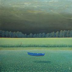 La Barque Bleue (2014) Philippe Charles Jacquet