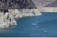 Lake Mead hits new low as drought ravages the western US