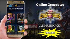 Finally something that many MARVEL wanted for so long. An online hack tool for Marvel Contest Of Champions http://marvelcontest.gamecheat4android.com/