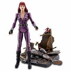 Marvel Select Exclusive Action Figure Black Widow