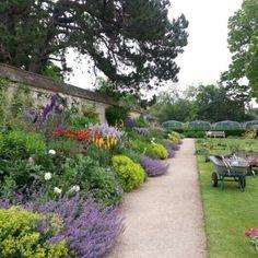 Botanic Gardens, Oxford