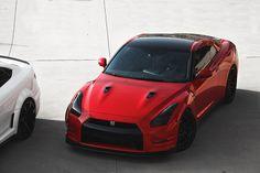 Nissan GTR R35 by ATT-Tec | by Shahaf Shai