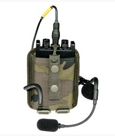Dicom PR20 - personal role radio. Check this out. Very good stuff, for a team, a survival team.