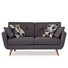 Zara Two Seater Sofa #affiliatelink
