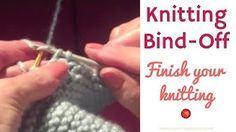We're a mother and daughter team that bring you super easy and quick knitting tutorials: patterns, projects, tips and even live broadcasts to. Cast Off, It Cast, Casting Off Knitting, Crochet Hooks, Knit Crochet, Knitting Basics, Bind Off, Crochet Videos, Projects To Try