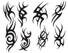Inspirational tattoos tribal tattoo dog designs