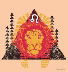 lion par Free People