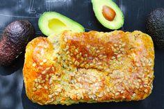 recetas-pan-casero-betarraga-zapallo-zanahoria-aji-albahaca-cherrytomate-18 Empanadas, Pan Bread, Grill Pan, Salmon Burgers, Hummus, Yummy Treats, Grilling, Avocado, Keto