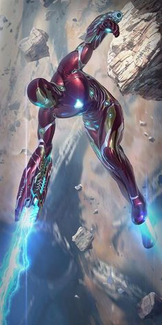 """Anthony Edward """"Tony"""" Stark was a billionaire industrialist, a founding member of the Avengers, and the former CEO of Stark Industries, a . Iron Man Wallpaper, Marvel Wallpaper, Hd Wallpaper, Wallpaper Quotes, Iron Man Avengers, The Avengers, Man Movies, Comic Movies, Marvel Art"""