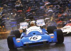 Chris Amon - Matra MS120C - 1972 Monaco Grand Prix