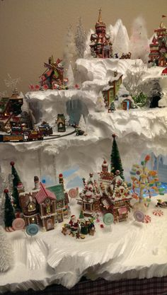North Pole Mountain by Christi