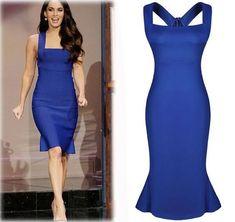 d91257933 Compre Los Vestidos De Partido Para Las Mujeres Visten El Azul Más Los  Vestidos Del Tamaño Para El Vestido Azul Del Color De Los Vestidos De Los  Azules ...
