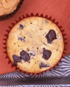 Chocolate Chunk Cookie Cupcakes Recipe