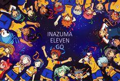 inazuma eleven go | inazuma eleven GO images scan HD wallpaper and background…