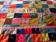 i wish i still had this quilt.