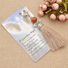 Amazon.com  Guardian Angel Lobster Clasp Keychain Beads Wing Tassel Keyring  For Women 1Pc 0a174d9e8