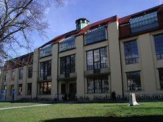 Van Der Velde, Bauhaus, Weimar, Germany. 1904-1905