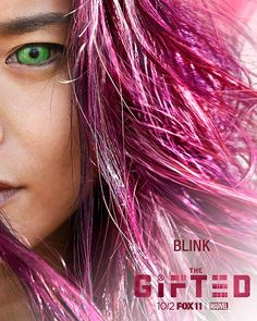 Four The Gifted character posters have arrived online teasing the mutants that appear in the series having previously debuted in the pages of Marvel comics. Stan Lee, Marvel Dc Comics, Marvel Heroes, Marvel Women, Joe Quesada, The Gifted Tv Show, Pretty Names, Men Tv, Tv Series To Watch