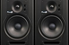 Fluid Audio F5 Active Nearfield Monitor Speaker Review...