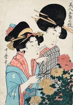 Septembre | Utamaro