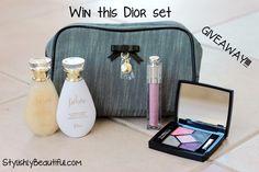 Διαγωνισμός του Stylishly Beautiful με δώρο προϊόντα ομορφιάς Dior - http://www.stylishlybeautiful.com/el/2014/10/neseser-kai-kallintika-dior-diagwnismos/