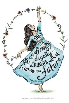 This is an encouraging bible verse for a girl's room or to send as a scripture based greeting card for graduation or birthday Bible Verses For Girls, Bible Verse Art, Bible Verses Quotes, Bible Scriptures, Bible Verse For Birthday, Bible Quotes For Women, Encouraging Bible Verses, Bible Verse For Graduation, Bible Verses On Strength