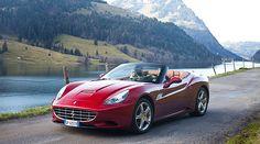 Ferrari California 30 In Prime Location II
