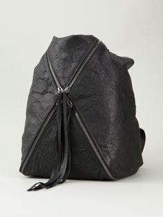 Isabel Benenato Zipped Backpack - Madison - Farfetch.com