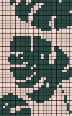 Alpha pattern #55558 | BraceletBook Crochet Wall Art, Crochet Wall Hangings, Tapestry Crochet Patterns, Yarn Wall Hanging, Large Macrame Wall Hanging, Cross Stitching, Cross Stitch Embroidery, Embroidery Patterns, Cross Stitch Patterns