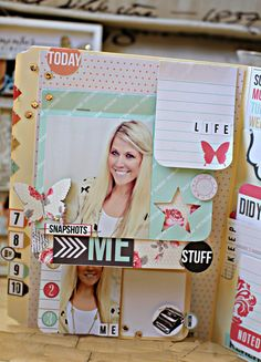 Teresa Collins Designs: MY CRAFT CHANNEL PUNCH IT OUT