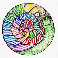 """Celebrate Creativity in your art class on """"International Dot Day"""" based on the book THE DOT by Peter Reynolds."""