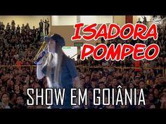 AMO VOCÊ EM CRISTO: ISADORA POMPEO - POLÊMICA SOBRE A CALÇA NA UMADEGO...