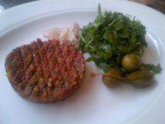 Tasty tatar @ Restaurant Comida