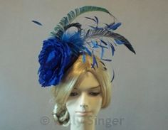 120bef3060a Ladies Hats   Fascinators - Polly Singer Couture Hats   Veils
