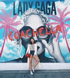 "3,364 Me gusta, 46 comentarios - Aida Domenech (@dulceida) en Instagram: ""#Coachella baby  #LosAngeles"""