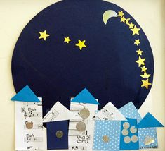 small heads of art Art Activities For Kids, Preschool Activities, Art For Kids, Easy Art Projects, Kindergarten Science, Winter Art, Teaching Art, Stars And Moon, Art School