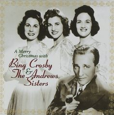 Merry Christmas With Bing Crosby & the Andrews Sisters: Amazon.de: Musik
