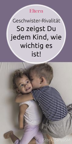 So zeigst Du jedem Deiner Kinder, dass es etwas ganz Besonderes ist! This is how you show each of your children that it is something very special! Do you have several children Then you certainly Parenting Toddlers, Parenting Books, Parenting Quotes, Parenting Advice, Natural Parenting, Gentle Parenting, Baby Co, Baby Kids, Sibling Rivalry