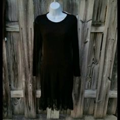 NWT Bar III Black lace dress Size XS, never worn. Has some snags from storage. Bar III Dresses Midi