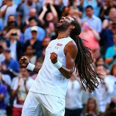 Dustin Brown takes out Nadal in one of the most stunning upsets at 2015 Wimbledon.