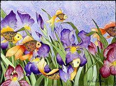 Victoria Holman - Watercolor