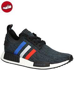 adidas originals unisex eqt support adv black running shoes in