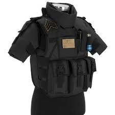 I own this myself...Best vest I have and will ever have....*not to mention you look like a juggernot*