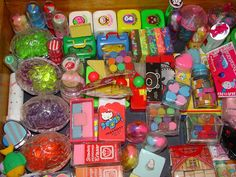 eraser collection by Strawberry Anarchy, via Flickr