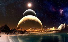Alien Worlds Gateway