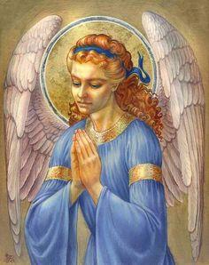 Guardian Angel Art Print featuring the digital art Guardian Angel by Zorina Baldescu Calling All Angels, Angels Among Us, Guardian Angel Images, Guardian Angels, Fairy Tale Images, Angel Artwork, Angels Beauty, Angel Guide, I Believe In Angels